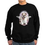 Bulldog Angel Sweatshirt (dark)