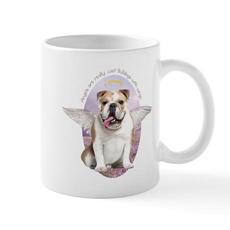 Bulldog Angel Mug