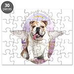 Bulldog Angel Puzzle