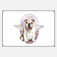 Bulldog Angel Banner