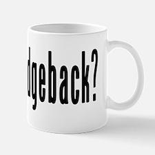 GOT THAI RIDGEBACK Mug