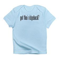 GOT THAI RIDGEBACK Infant T-Shirt