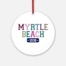 Myrtle Beach 1938 Ornament (Round)