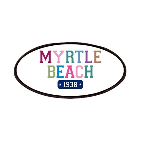 Myrtle Beach 1938 Patches