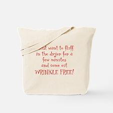 Wrinkle Free! Tote Bag