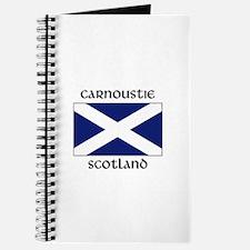 Unique Golf scotland Journal