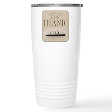 RMS TItanic Travel Mug