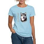 Alaskan Malamute Women's Light T-Shirt