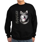 Alaskan Malamute Sweatshirt (dark)