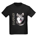 Alaskan Kids T-shirts (Dark)