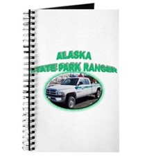 Alaska State Park Ranger Journal