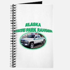 Alaska State Park Ranger Journal