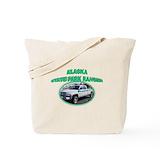 Alaska state ranger Totes & Shopping Bags