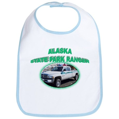 Alaska State Park Ranger Bib