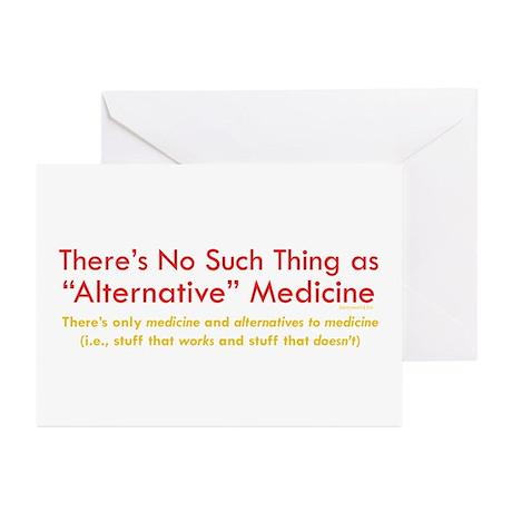 Skeptics8 Greeting Cards (Pk of 20)