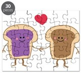 Peanut butter jelly Puzzles