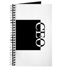 CEO Typography Journal