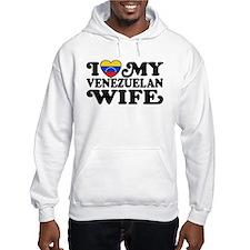 I Love My Venezuelan Wife Hoodie