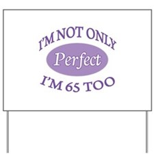 Cute Special occasion Yard Sign