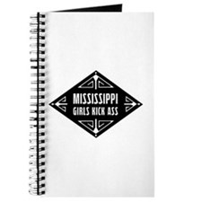 Mississippi Girls Kick Ass Journal