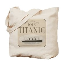 RMS TItanic Tote Bag