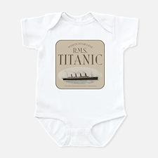 RMS TItanic Infant Bodysuit