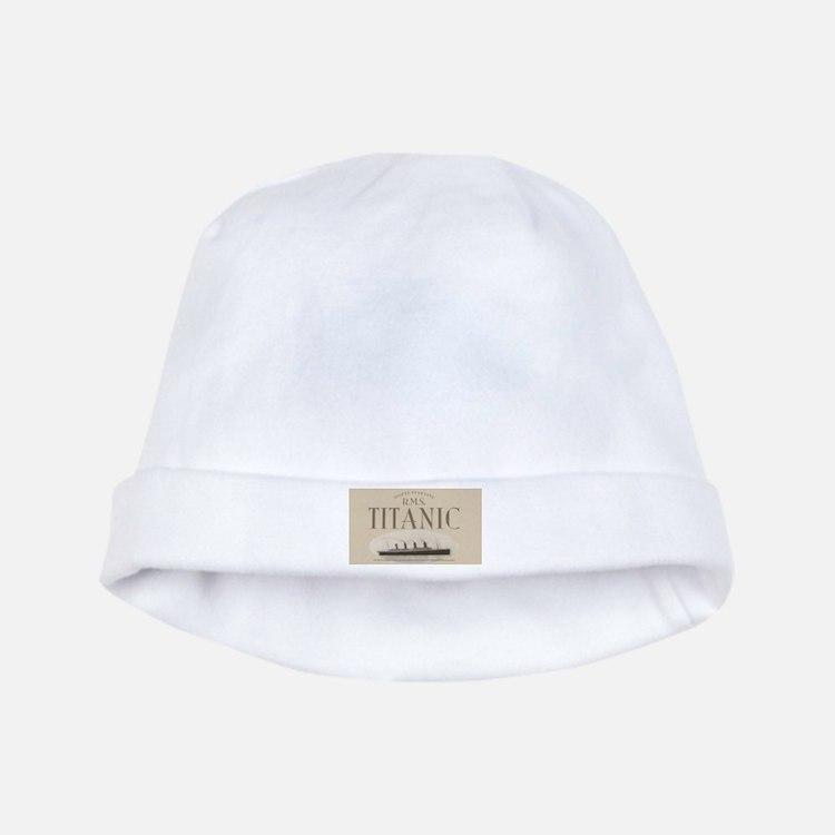 RMS TItanic baby hat