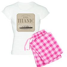 RMS TItanic Pajamas