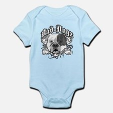 AMERICAN BULLDOG Infant Bodysuit