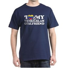 I Love My Venezuelan Girlfriend T-Shirt