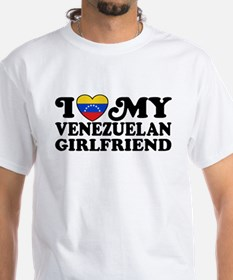 I Love My Venezuelan Girlfriend Shirt