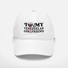 I Love My Venezuelan Girlfriend Baseball Baseball Cap