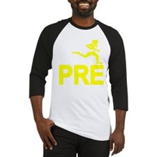 I run PRE dark6 Baseball Jersey