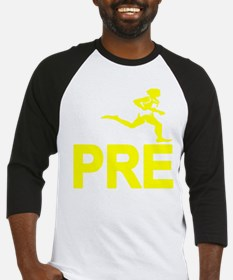 I run PRE dark6 Baseball Jersey