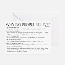 Skeptics9 Greeting Cards (Pk of 20)