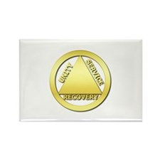 AA01 Rectangle Magnet (10 pack)