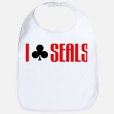 I club seals Bib