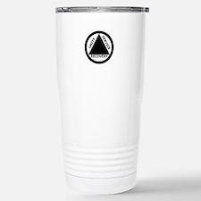 AA03 Stainless Steel Travel Mug