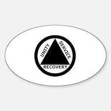 AA03 Sticker (Oval)