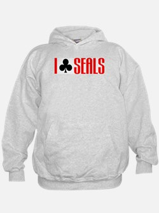 I club seals Hoodie