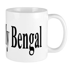 I Love My Bengal Mug