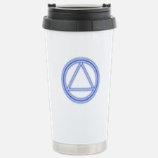 AA07 Stainless Steel Travel Mug
