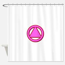AA09 Shower Curtain
