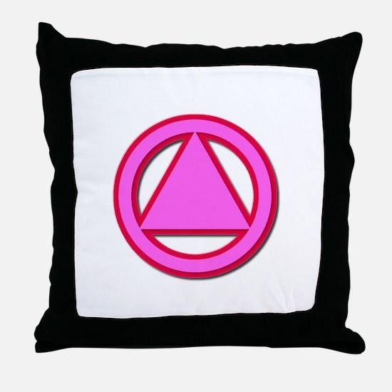 AA09 Throw Pillow
