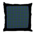 Tartan - Fletcher Throw Pillow