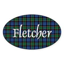 Tartan - Fletcher Decal