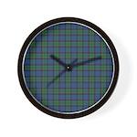Tartan - Fletcher Wall Clock
