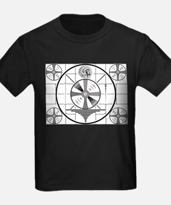 1950's TV Test Pattern T