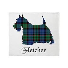 Terrier - Fletcher Throw Blanket