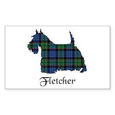 Terrier - Fletcher Decal